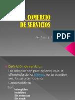 I 4. Comercio de Servicios