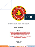 Bases Integradas Cip Cda