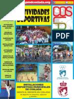Programa de Actividades Deportivas Coslada 2014-15