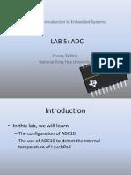 Lab05-ADC