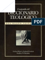 Compendio Del Diccionario Th Del NT