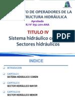 Sistema_hidraulico_comun y Sectores Hidraulicos Base