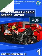 Pemeliharaan Sasis Sepeda Motor 1