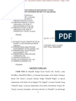 Correctional Healthcare Management Oklahoma Class Action Lawsuit