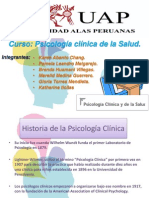 Psicólogo Clínico y de La Salud (2)