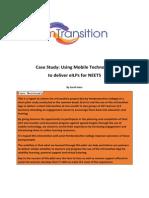 MTransition Case Study