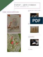 Boutiquepop - Arte Correo_ Corazón - Add and Pass en El Archivo