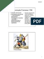 A Revolucao Francesa (1789)