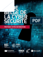 Guide Belge de La Cibersecurite