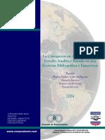 Estudio La Corrupcion en America Latina