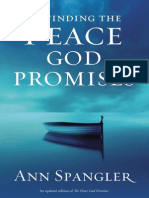 Finding the Peace God Promises Sample
