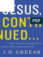 Jesus, Continued...sample