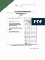 Trial Pahang 2014 SPM Add Math K1 Dan Skema [SCAN]