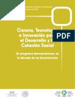 Ciencia Tecnologia e Innovacion-e