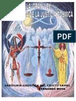 La Gran Ley y La Balanza de La Justicia Cosmica