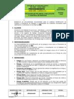 Procedimiento IPER RV 03