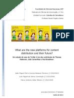 Um estudo de caso do Twitter à luz dos contributos de Thomas Patterson, João Canavilhas e Paul Bradshaw