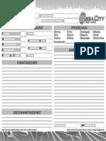 3d&t Mega City - Ficha de Personagem.pdf