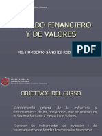 Mercado Financiero y de Valores 2014 -i