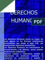 Presentacion de Derechos Humanos