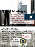 MacGregor management