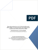 Sea Mas Productivo Con Office System y Sharepoint
