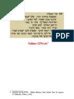 Catequeses - Das Profundezas Clamo a Ti - Salmo 129