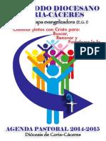 Agenda Pastoral 2014-2015