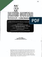 Stefan Grossman - How to Play Blues Guitar