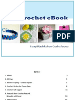free crochet ebook from crochet for you