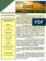 2014 08 Newsletter