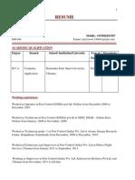 Rasool Resume 1