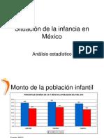 Situacion de La Infancia en Mexico Datos Estadisticos