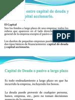 Capital Accionario