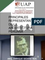 Arquitectos Peruanos y Sus Obras