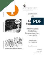 Elementos Calculo Financeiro 202012_2013