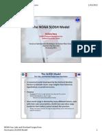 The NOAA SLOSH Model