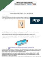 Configuraciones Básicas Del Transistor. Emisor Común
