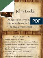 Seminário - Segundo Tratado - John Locke