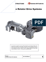 Evolution Oil Tools Rotator Drive Systems