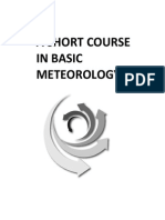 Basic Meteorology