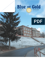 Bluefield State College - Blue and Gold - Volume XI Number 1