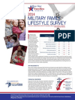 Snapshot - Blue Star Families 2014 Military Family Lifestyle Survey