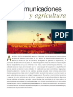 Telecomuniciones y Agricultura
