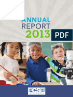 2013 Annual Report DC Public Charter School Board