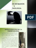 Derechos Humanos y Criminología 01