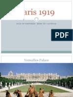 Paris 1919 - PPT