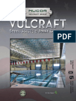 Vulcraft 2013 5 Steel Joist and Joist Girders