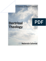 H Schmid - Doctrinal Theology