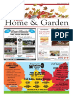 Fall Home and Garden - 2014 WKT